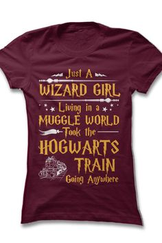 The most amazing gift for Harry Potter and Journey fans! I need this shirt <3 Funny Harry Potter Shirts, Harry Potter Clothing, Harry Potter Hermione, Harry Potter Outfits, Harry Potter Fandom, Harry Potter Love, Harry Potter World, Funny Shirts, Draco Malfoy