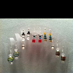 Holiday Earrings - popespizazz-gmail.com