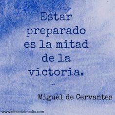 #Cervantes #Genio