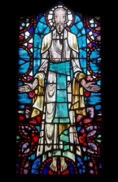 https://flic.kr/p/fpKKMK | Christ | Detail of Ervin Bossanyi's north aisle window dating from 1950, depicting the Christ calling the sick and suffering unto him.. The magnificent Christ Church in Port Sunlight was opened in 1904 and the gift of William Hesketh Lever (later 1st Viscount Leverhulme), the founder of Port Sunlight Village, who with his wife is buried in a fine tomb, railed off and covered by an exquisite vaulted narthex at the west end of the church. The church itself is on a...