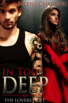 The cover for In Too Deep. Linx looks extra yummy and Trista is still as hot as ever...