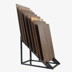 Item Bamboo Flooring Display Stands Display can be Customized as your sample size.