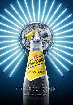 Creative Advertising, Advertising Design, Marketing And Advertising, Hard Lemonade, San Pellegrino, Cocktail, Vintage Ads, Alcohol, Drinks