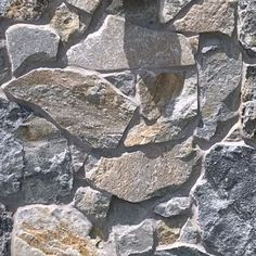 Gibbston Valley Schist Loose Stone Walling | edgetilestone