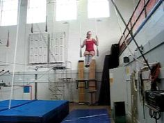 Good beginner trapeze routine