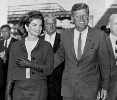 """""""I leaned over the asparagus and asked her for a date,"""" Kennedy reminisced. Jacqueline smiled at that and recalled, """"There was no asparagus...."""