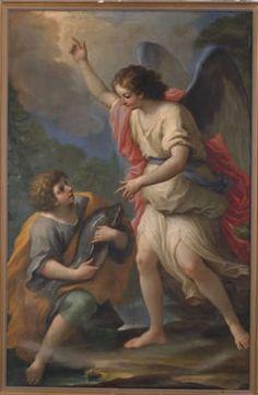 Rafael arkangyal kiséri az utazókat és a betegek védőszentje is