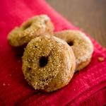 Apple Cider Doughnuts with Honey Glaze - Rosh Hashana Recipe