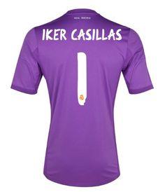 Iker Casillas's new T-Shirt