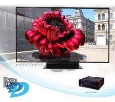 Stream TV presentará en el #CES2014 televisores 4K listos para el consumidor con 3D sin gafas