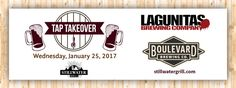 Come join us for our Lagunitas Tap Takeover in Okemos!
