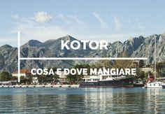 Il nostro tour a Kotor finisce qui, con una piccola sosta dedicata ai veri #foodtrippers 🍴 Tenetevi forte perché il giro del Montenegro non si ferma ancora!