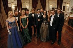 "The vampire diaries cast in ""Dangerous Liaisons"""