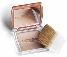 L'Oreal Blush Delicieux - 13 Magnetic Bronze и 115 Iced Cinnamon