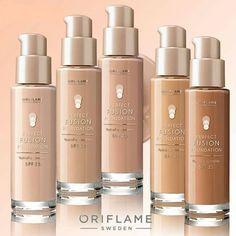 Oriflame comienza este año con el lanzamiento de algunas novedades, entre ellas este Maquillaje Perfect Fusión SPF 25, que consigue una perfecta fusión con tu piel gracias a...