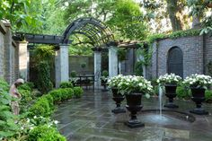 P Street Garden - traditional - patio - Dc Metro - Overmyer Architects #Home #Garden #Design #Landscape ༺༺  ❤ ℭƘ ༻༻