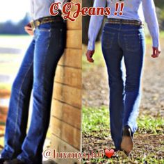 CG JEANS CG Jeans were designed by champion equestrian women that want fashion and function in the saddle. These riding jeans feature comfort-weave fabric and side seams with a curved waistband which keeps thejeans from gaping in the back. Interior knee pads add extra comfort and grip while your riding!  Sizes 2, 4, 10, &12. lengths 32, 33, 34 PLEASE DO NOT PURCHASE THIS POST SINCE I HAVE ALL DIFFERENT SIZES! I will make a special post for just you! Tag me, leave a message. Thank you!❤️ CG…