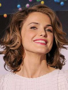 20  Short Brown Curly Hair | http://www.short-haircut.com/20-short-brown-curly-hair.html