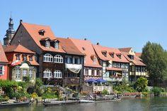 cidades pequenas e charmosas na Alemanha Bamberg