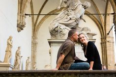 Spring vacation in Tuscany | Love story photo session