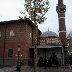 Haci Bayram Veli Camii- Ulus Ankara Fatma Alparslan
