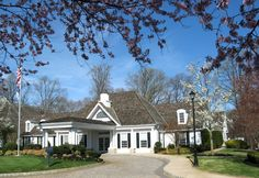 Laurel Creek Country Club Clubhouses, Mansions, Country, House Styles, Home Decor, Night Club City, Decoration Home, Manor Houses, Rural Area