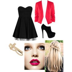 """D"" by mari-1d on Polyvore"