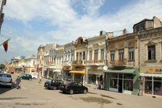 DESTINATION: ROMANIA/ Braila's Old City centre, an A-ranked historical monument – AGERPRES Historical Monuments, Old City, Romania, Photo Credit, 19th Century, Places To Visit, Street View, Urban, Landscape