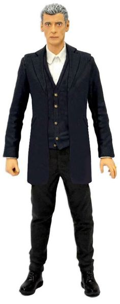 Character Options unveil 12th Doctor 3.75inch figure