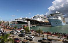 Las autoridades de Puerto Rico han confirmado las inminentes obras de mejoras en el muelle Panamericano II de San Juan para recibir al gigante de Royal.