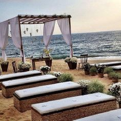 cerimônia na Praia ... idéia noiva.com