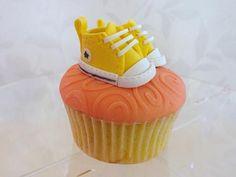 Converse Cupcakes « The Cupcake Blog