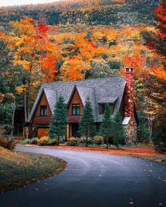 There is nothing, nor will there ever be, like Fall in New England. White Mountains, New Hampshire. New Hampshire, Fall Vacations, Cabin In The Woods, New England Fall, Autumn Scenes, Autumn Cozy, Autumn Fall, Autumn Nature, Nature Nature