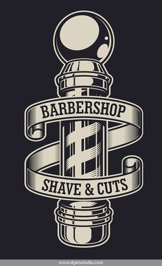 This Barbershop BUNDLE will be awesome for your barber shop interior design, t-shirt prints, signboards, business cards, posters and any more. Barber Shop Interior, Barber Shop Decor, Barber Logo, The Barber, Barber Shop Pole, Hair Salon Names, Shaving Cut, Barber Apron, Barber Haircuts