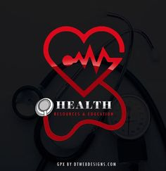 Health Resources and Education Logo created by DT Webdesigns