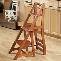 1000 Images About Step Ladders On Pinterest Folding