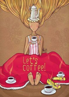 Let's Coffee :)