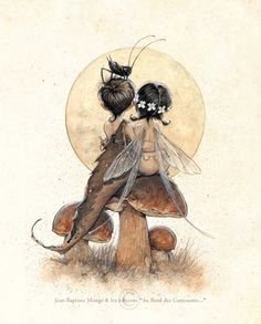 Academy of Art Character and Creature Design Notes: An Interview with Jean-Baptiste Monge, Part 2