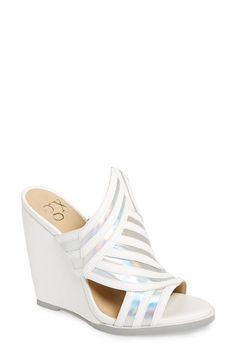 gx by GWEN STEFANI 'Aaren' Wedge Sandal (Women)