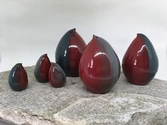 Excited to share this item from my shop: Ceramic Robins / Christmas / Handmade Pottery