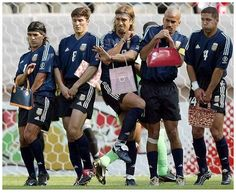 THIS IS ARGENTINA !!! haha  everybody here played in Inter??!! ....