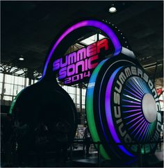 From The A-T Blog: Tales from Audio-Technica at Summer Sonic 2014.