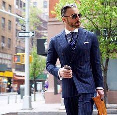 Grey Tweed Suit, Mens Tweed Suit, Blue Suit Men, Tweed Suits, Men's Blue Suits, Mens Pinstripe Suit, Nice Suits, Mens Fashion Suits, Mens Suits