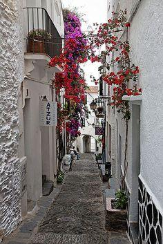 Cadaques, Spain by namq, via Flickr