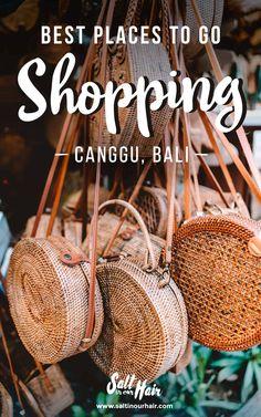 11 x Best Shopping in Canggu, Bali Bali Travel Guide, Thailand Travel, Asia Travel, Cambodia Travel, Travel Tips, Travel Guides, Travel Plan, Travel Goals, Travel Style