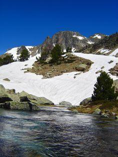 Foto de Eladio Blanco - Concurso Duscholux. #snow #naturaleza #agua