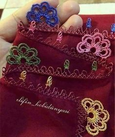 This Pin was discovered by Esm Piercings, Wedding Hair Down, Needle Lace, Moda Emo, Needlework, Diy And Crafts, Brooch, Crochet, Handmade