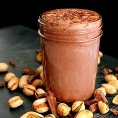 Chocolate Pistachio Milkshake
