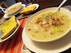 Arroz Caldo - one of my comfort food