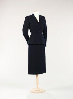 Suit Pierre Balmain 1949